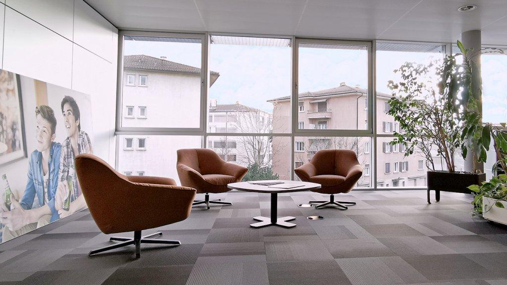 T2i – Aménagement intérieur d'un bureau