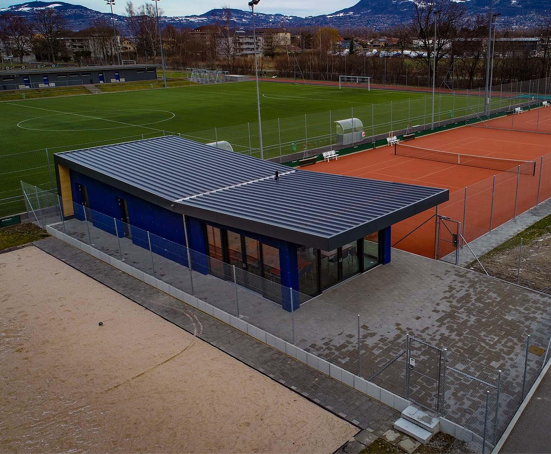 Club House Port-Valais